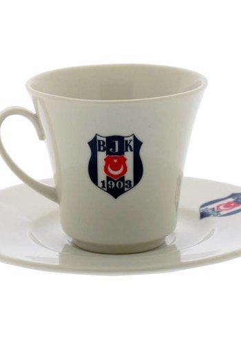 BJK 2li kahve fincani