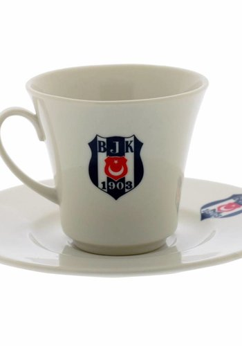 BJK zweiteiliges kaffeeservice