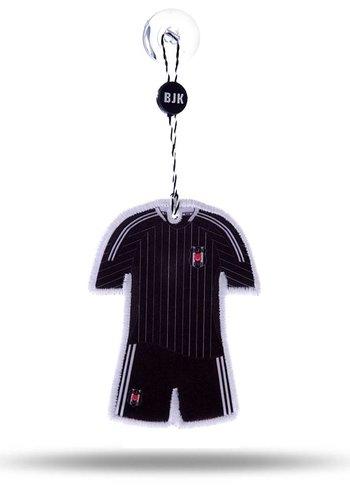 BJK mini shirt klein zwart