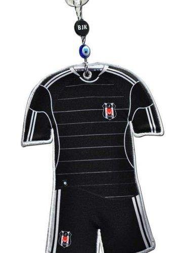 BJK mini shirt medium zwart