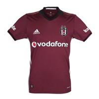 Beşiktaş Adidas Trikot bordeauxrot 16-17 (3.trikot)