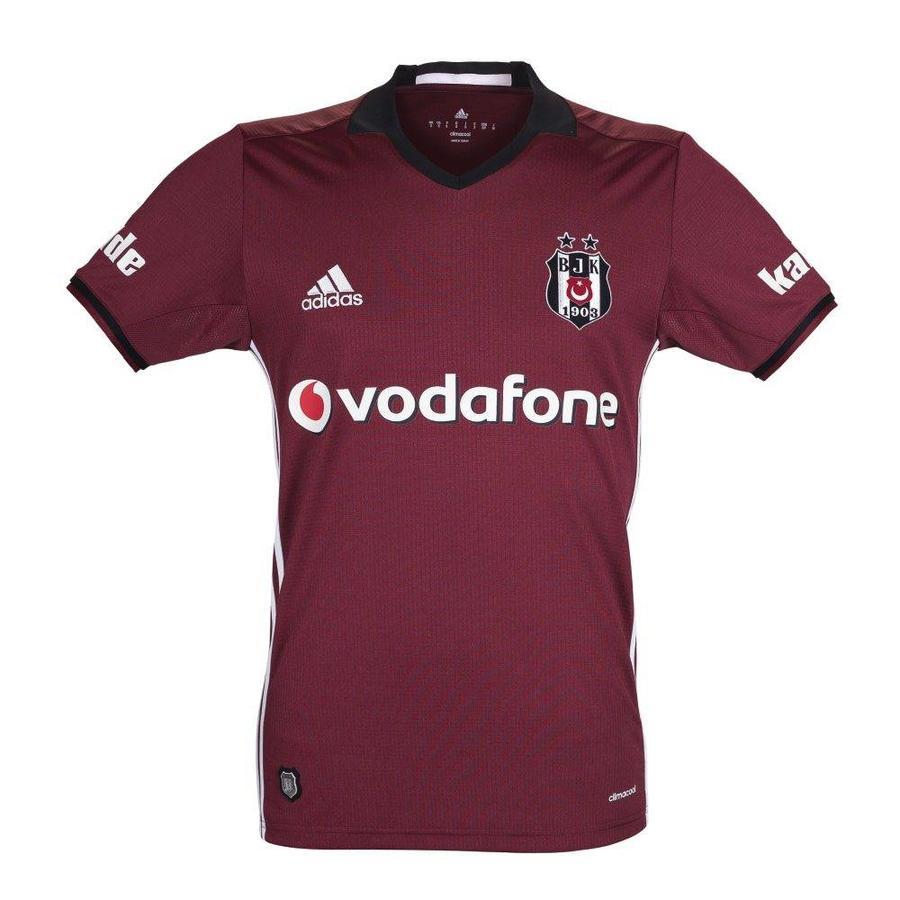 Beşiktaş Adidas shirt bordeaux 16-17 (3.shirt)
