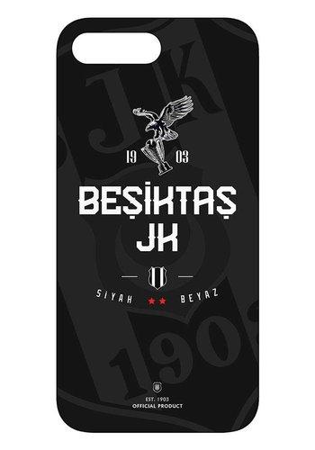 BJK iphone 7 / 8  plus schwarz weiss Handyhülle
