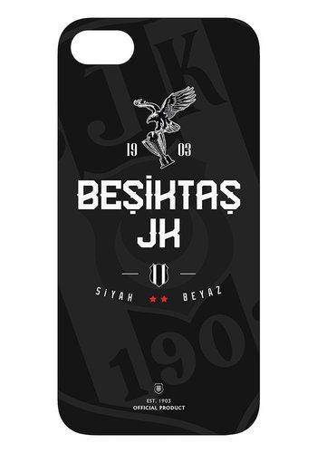 BJK iphone 7 schwarz weiss Handyhülle