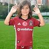 Adidas football shirt burgundy 16-17 Kids
