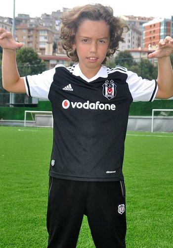Adidas shirt zwart 16-17 kinderen