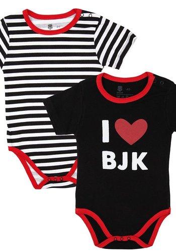 BJK y17esb21 body set van 2 zwart