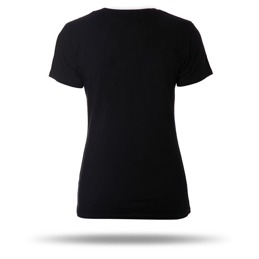 8717125 t-shirt damen schwarz