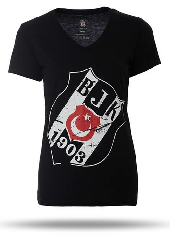 8717125 Womens T-shirt black