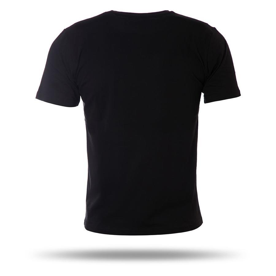 7717124 T-shirt heren zwart
