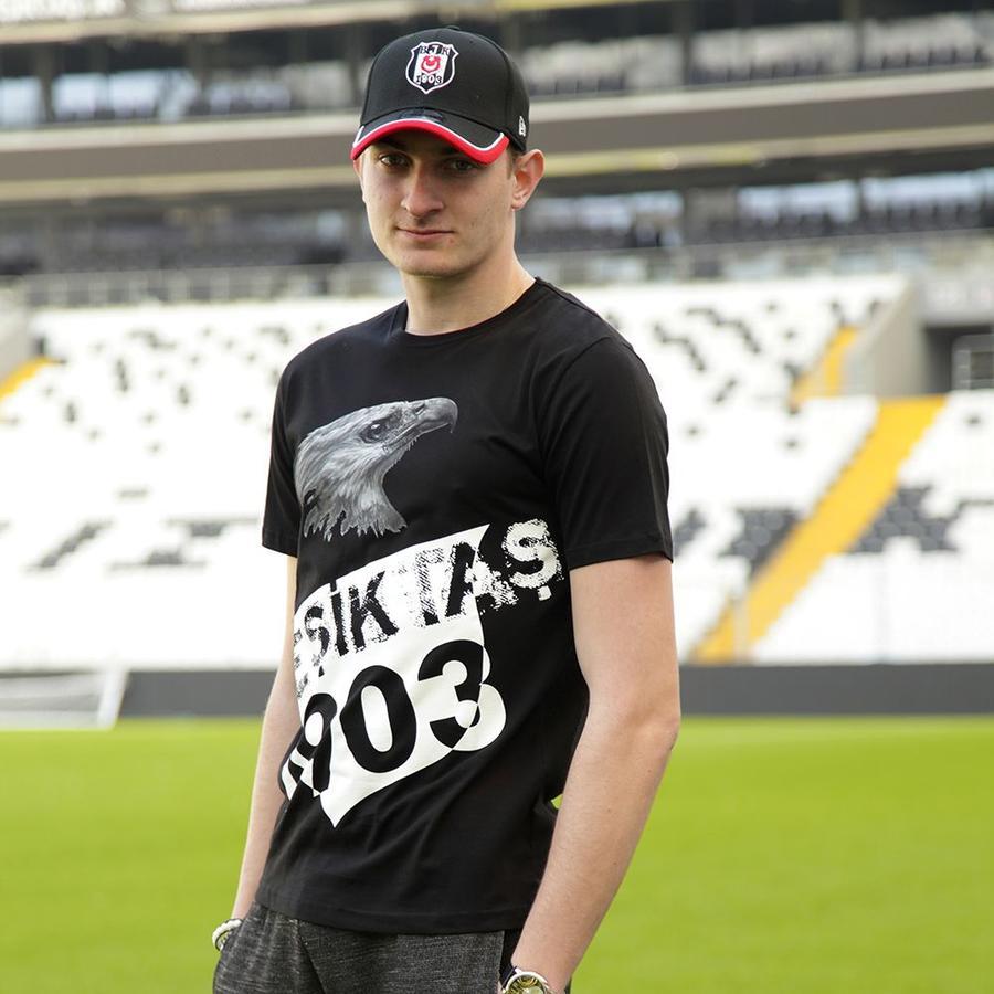 7717122 Mens T-shirt black