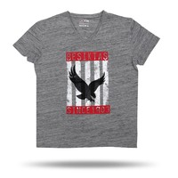 6717147 T-shirt kinderen grijs