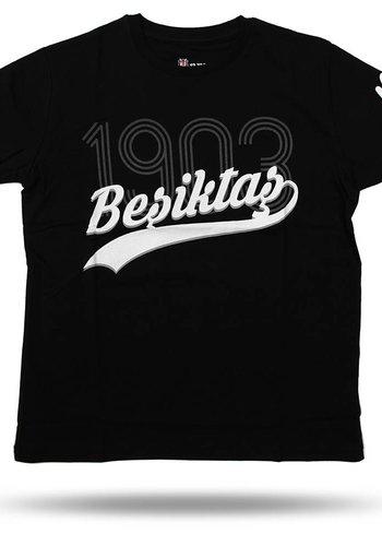 6717153 T-shirt kinderen zwart