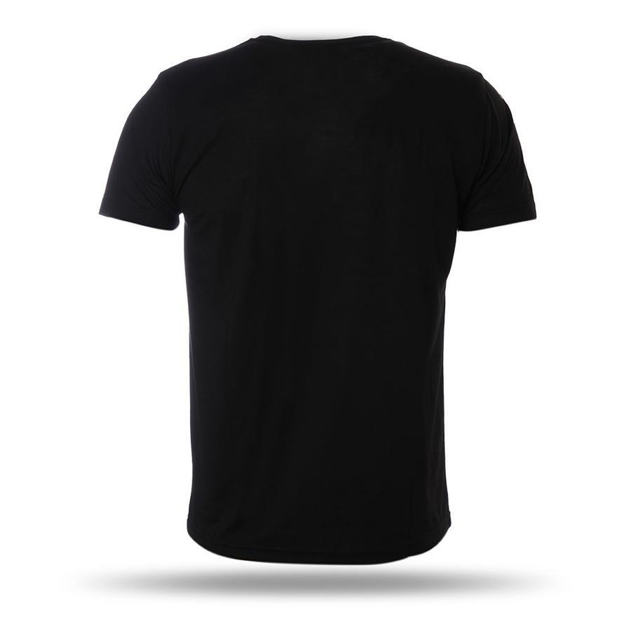 7717167 t-shirt herren schwarz