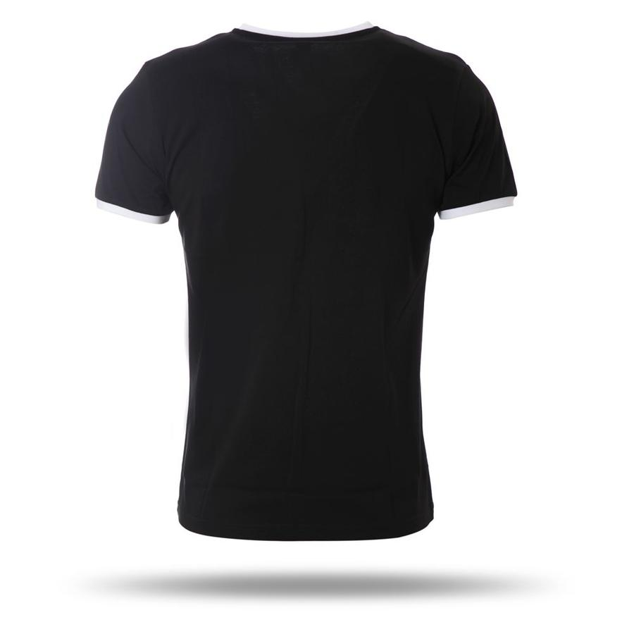 7717127 t-shirt herren schwarz