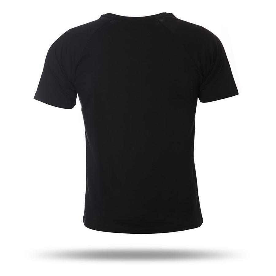 7717232 T-shirt heren zwart