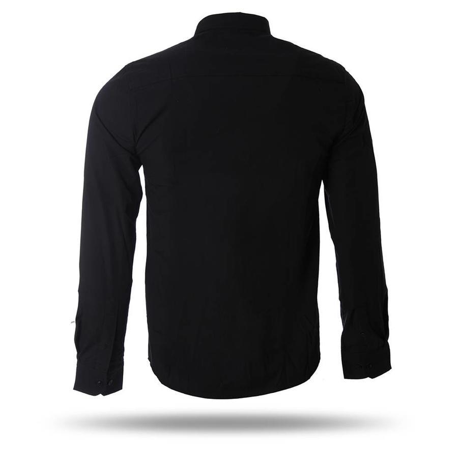 7616704 Mens shirt black