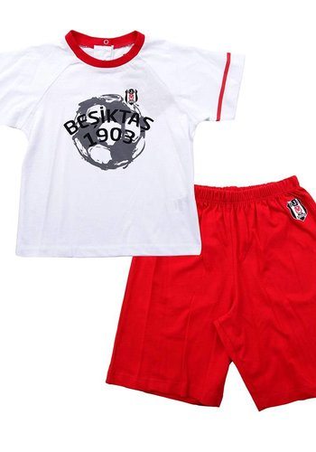 BJK two-piece with shorts for baby  01