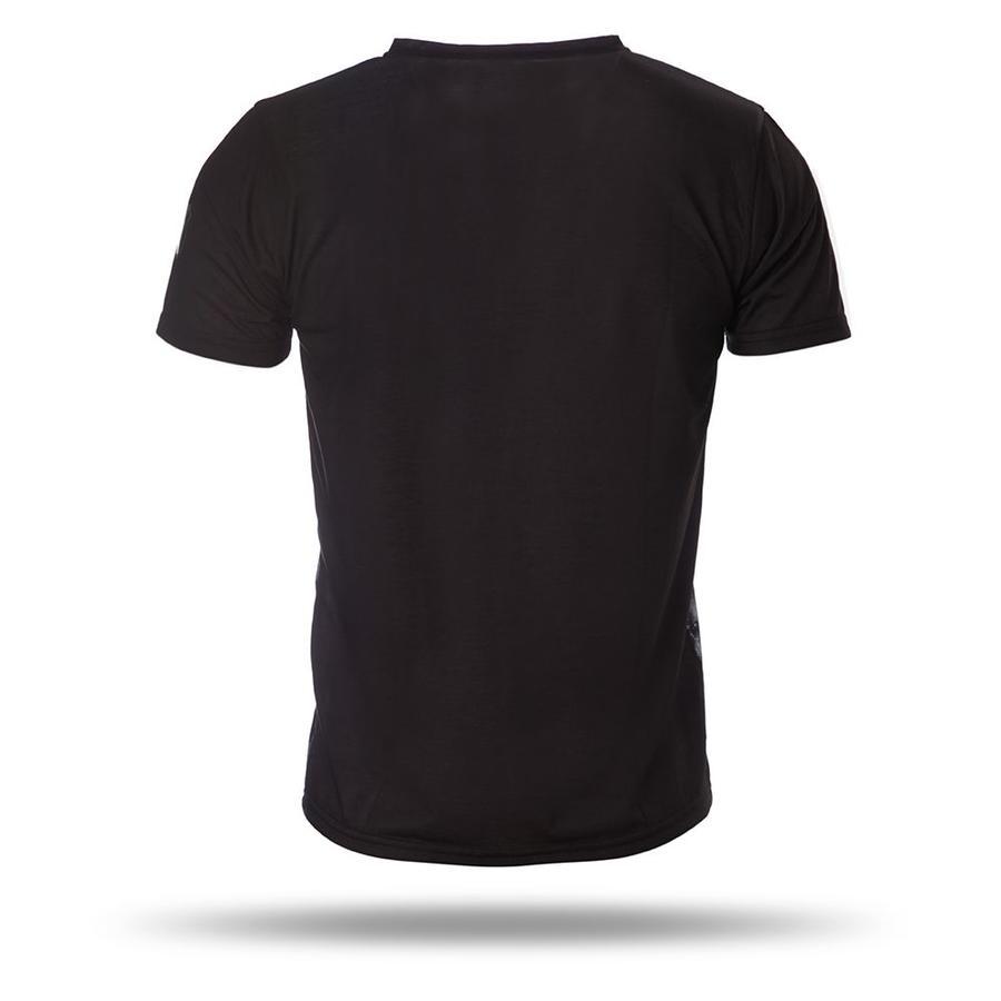 7717132 t-shirt herren schwarz