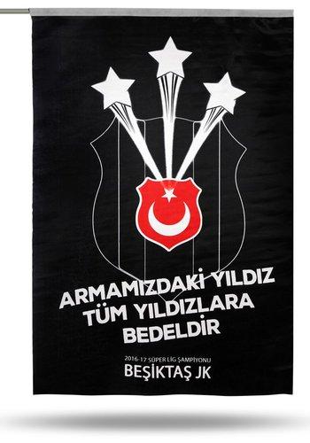 BJK 2016-2017 ŞAMP.BAYRAK 70*105