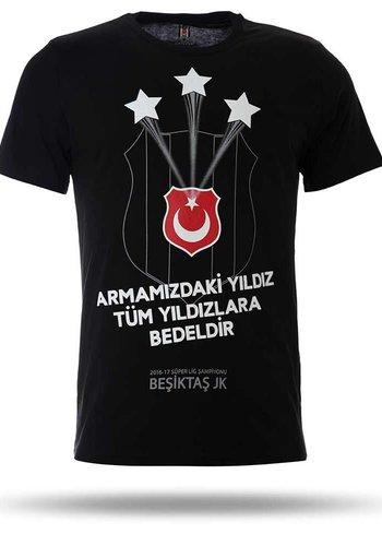 BJK 2016-2017 ŞAMP. T-SHIRT
