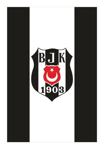 BJK nieuw vlag 200*300
