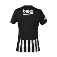 Beşiktaş Adidas Trikot 17-18 gestreift