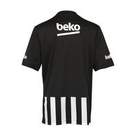 Beşiktaş Adidas kindervoetbalshirt 17-18 gestreept