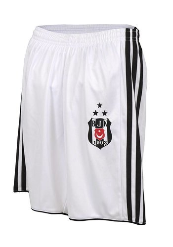 CI4527 BJK 17 HOME KIDS SHORTS REP. WHITE
