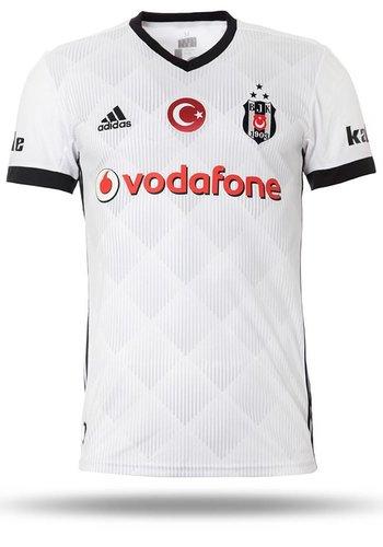 Beşiktaş Adidas maillot 17-18 blanc