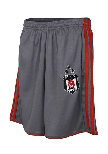 CI4529 BJK 17 THIRD KIDS SHORTS REP. GREY