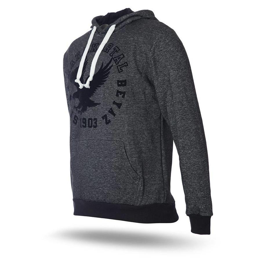7718267 BJK MENS HOODED SWEATER