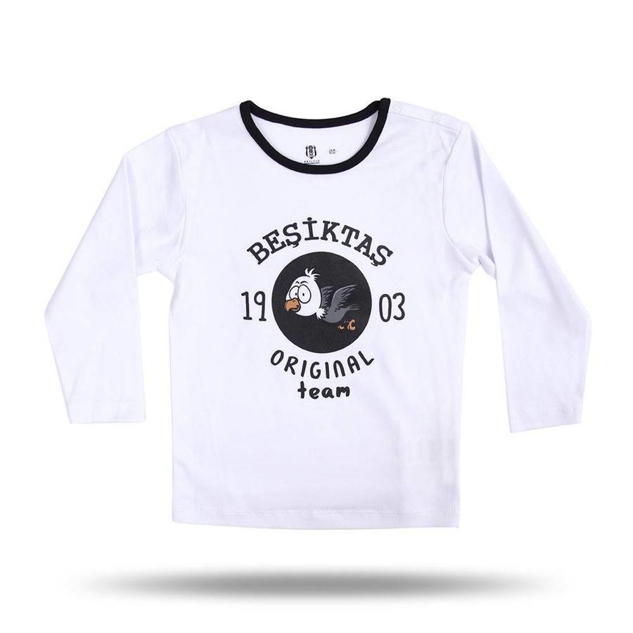 BJK BABY T-SHIRT 02 WEIβ