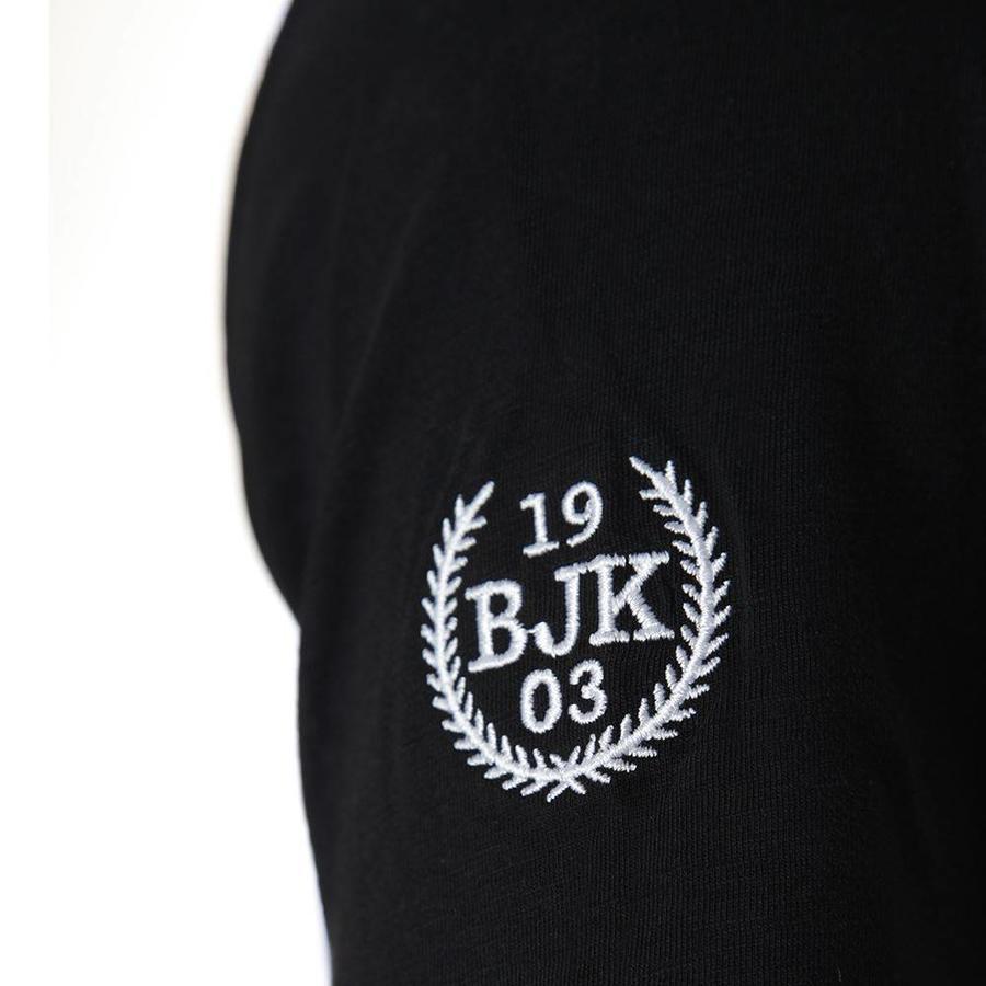 7718118 BJK MENS T-SHIRT BLACK