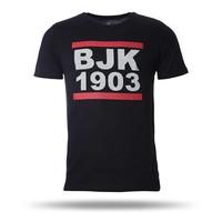 7718103 BJK MENS T-SHIRT BLACK