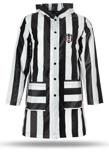 BJK 8K-LP-01 UNISEX RAINCOAT STRIPED