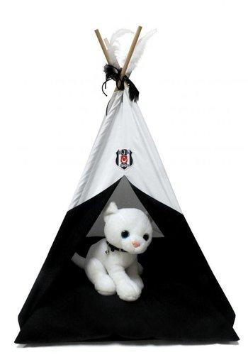 BJK Pet tent white