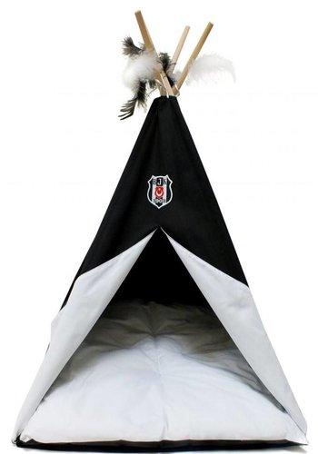 BJK Haustierzelt schwarz