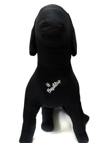 BJK Pet bandana black L