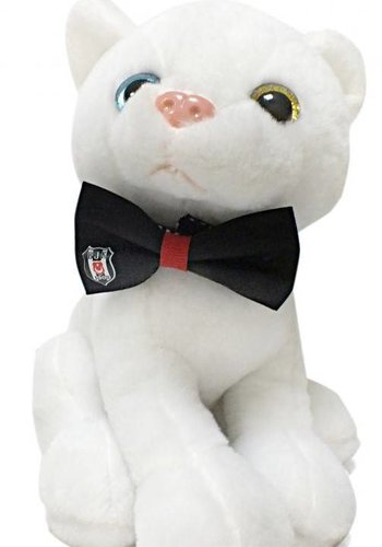 BJK Cat / Dog Bow tie Black ML