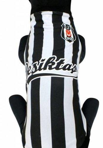 BJK Huisdier gestreept T-shirt