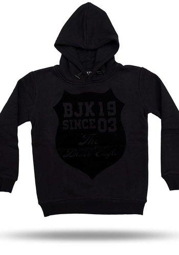 Beşiktaş Hooded sweater kids black 6718264