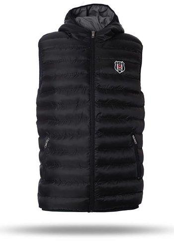 Beşiktaş Hooded waistcoat men black 7718608