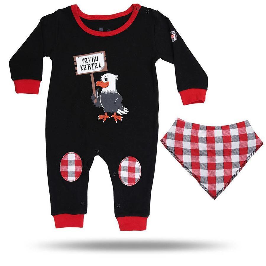 Beşiktaş Babystrampler 01
