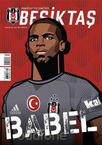 Beşiktaş Tijdschrift 2017/10