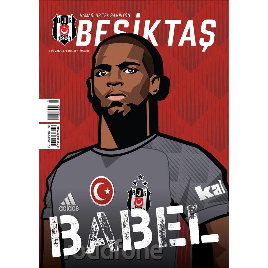 Beşiktaş Zeitschrift 2017/10