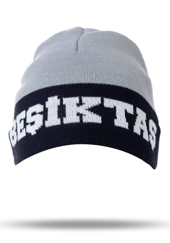 BJK HAT 01 GREY