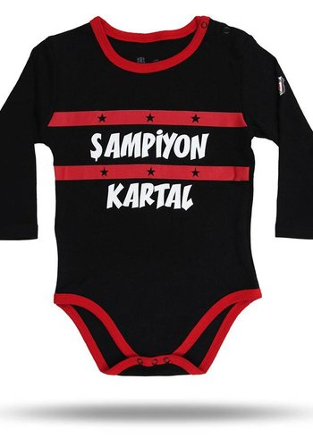BJK BABY BODY 01 BLACK