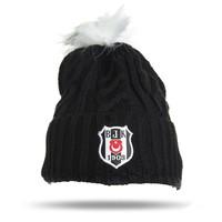 Beşiktaş Mütze 09 schwarz