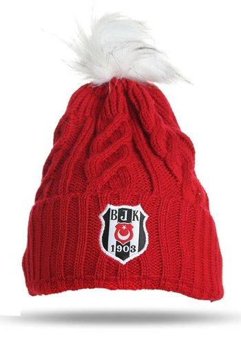 Beşiktaş bonnet 09 rouge